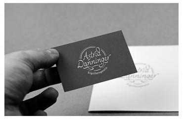 Danninger Visitenkarte und Logo